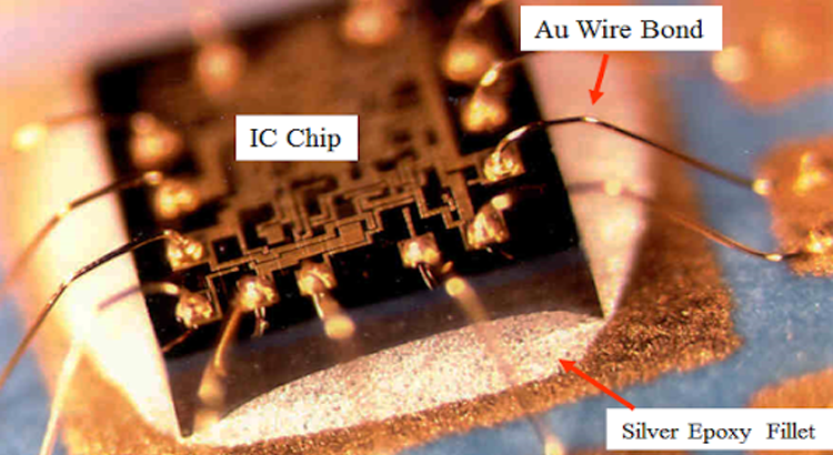 high-k-conductivity-epoxy-die-attach-bond-semiconductor-ic-packaging-surface-board-mounting